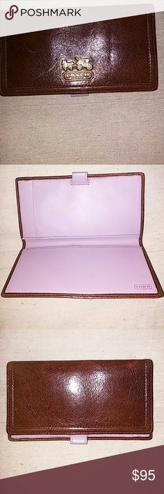 Coach Gorgeous never used Coach. Its perfect on every level. Coach Bags Wallets