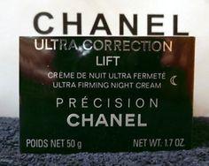 Chanel Precision Ultra Correction Lift Ultra Lifting Night Cream 50G 1 7oz | eBay
