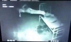 Possessão Demoníaca: Paciente russo é flagrado por câmera levitando em hospital psiquiátrico e apavora médicos ~ Sempre Questione