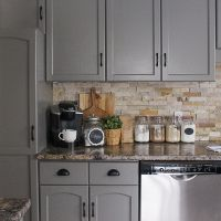 you might want to rethink the color of your kitchen when you see