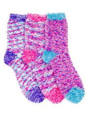 Pastel Cozy Ankle Socks