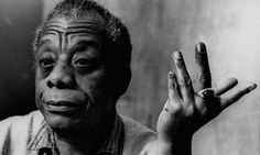BALDWINAuthor James Baldwin gestures in a February 25 1985 photo. James Campbell, the biographer of Baldwin, won a victory Tuesday, Dec. 29, 1998 in a 10-year court battle to obtain the FBI's files about the internationally known black writer. But it came late: the biography, ``Talking at the Gates: A Life of James Baldwin'' was published in 1991. (AP Photo/Los Angeles Times)