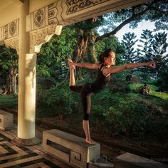 Half way through the Chinese New Year holidays and it's probably time for some movement to work off all the feasting.  Natarajasana or dancers pose is one of the most visually interesting to photograph. This yogini enjoys some late afternoon sunset light for an outdoor yoga session.