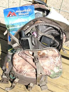 Mia & the Little Gal: Mia Anstine shares 10 items to keep in your hunting pack that might save your life while afield. What are the #MustHave things in YOUR pack?  Mia and LG share - 10 life-saving items to carry in your hunting pack http://www.womensoutdoornews.com/2014/10/10-life-saving-items-carry-hunting-pack/ Sponsored by Girls with Guns Clothing #huntingbackpack ALPS OutdoorZ & Browning Camping