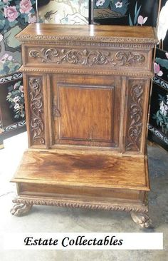 Antique Primitive Italian Hand Carved by EstateCollectables, $3950.00