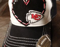 For the REAL WOMEN WHO LOVE KC CHIEF'S with LOVE  <3