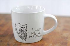 coyote #mug