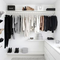 Fall Wardrobe Organizing with Rachel Zoe Studio