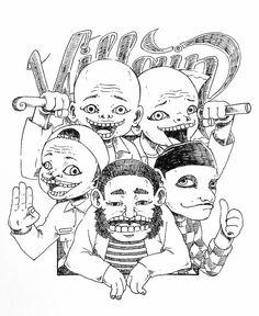 The villains at ki enthus wayang show 4