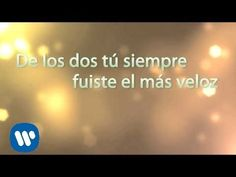Jesse & Joy - Corre (Lyric Video) - YouTube IR/AR/ER verbs