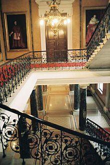Prímási palota (Esztergom) – Wikipédia