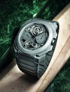 Cool Watches, Rolex Watches, Tourbillon Watch, Watch Blog, Skeleton Watches, Italian Jewelry, Omega Seamaster, Luxury Watches For Men, Automatic Watch
