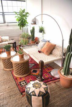 Tulum vibes in the studio | Patina