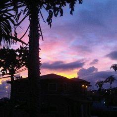 Curacao Sunrise.