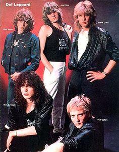 From Rockline! Magazine, 1983.