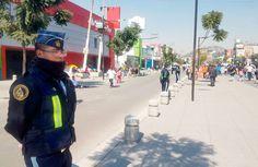 Implementa SSP-CDMX operativo de seguridad y movilidad por festividad en la Basílica de Guadalupe