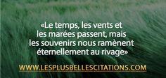 Citation : Le temps | Les Plus Belles Citations: Collection des citations d'amour, citations de la vie et Belles Phrases