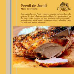Pernil de Javali
