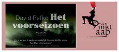 De Inktaap 2013 werd uitgereikt aan auteur David Pefko voor zijn roman Het voorseizoen waarmee hij eerder de Gouden Boekenuil 2012 won. De overige genomineerden waren F.Th van der Heijden (Tonio) en Marente de Moor (De Nederlandse maagd), die respectievelijk de Libris Literatuurprijs en de AKO Literatuurprijs op hun naam schreven.