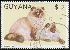 Guyana 1987 Cat Stamps - Himalayan