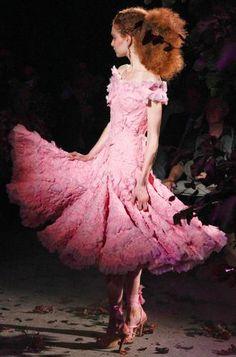 Défilé Franck Sorbier Automne-hiver 2010-2011 Haute couture -...