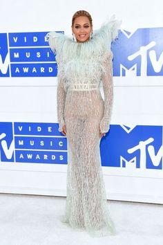 2016 MTV Video Müzik Ödülleri Kırmızı Halı Stilleri - Fotoğraf 1 - InStyle…