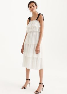 e68bec4479 Off-the-shoulder dress in Ratti® Into the Wild print   J Crew ...