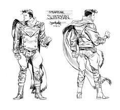 Steampunk Superman by Sean Murphy