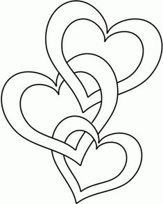 Heart Coloring Pages For Preschoolers. Heart coloring pages. Our free and unique coloring pages are dedicated to this eternal feeling of love. Heart coloring pages. Valentine Coloring Pages, Heart Coloring Pages, Colouring Pages, Adult Coloring Pages, Coloring Sheets, Coloring Books, Kids Coloring, Mandala Coloring, Free Coloring