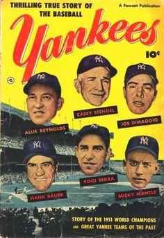 1951 Yankees #nyy