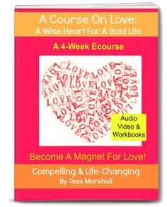 """I'm Giving You """"A Course On Love"""" (Plus 10 Other Gifts)! from @Tess Marshall"""