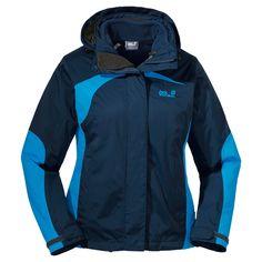 Kurtka 3 w 1 na wędrówki z wentylacją i ciepłą polarową kurtką wewnętrzną - Podwójne kurtki hikingowe 3 w 1 - Podwójne kurtki 3 w 1 - Wszyst...