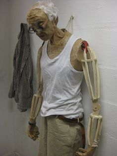 Roald Dahl Puppet, for 'Dirty Beasts', a schools touring opera based on poems by Roald Dahl.
