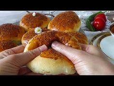 Paul Gauguin, Pretzel Bites, Hamburger, Milan, Bread, Food, New Recipes, Essen, Hamburgers