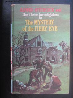 Alfred Hitchcock and the Three Investigators Mystery of the Fiery Eye (#7 ) - http://www.bestchildrenbook.com/alfred-hitchcock-and-the-three-investigators-mystery-of-the-fiery-eye-7/