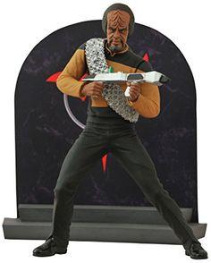 Diamond Select Toys Star Trek Select: Lt. Worf Action Fig... https://smile.amazon.com/dp/B00P4CE7YO/ref=cm_sw_r_pi_dp_x_hQtJybRZWH4F8