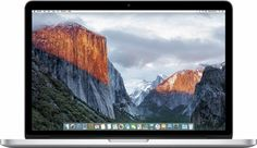 "Apple - MacBook Pro with Retina display (Latest Model) - 13.3"" Display - 8GB Memory - 128GB Flash Storage - Silver - Front Zoom"