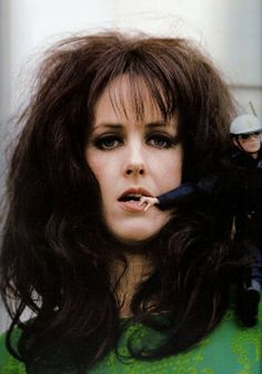 Grace Slick Original Photo Print Signed by Photographer Linda McCartney (Linda Eastman) LE (Featured in Rolling Stone Magazine. Grace Slick, Linda Mccartney, Woodstock, Rock Music, My Music, Rock N Roll, Linda Eastman, Jefferson Starship, Grace Potter