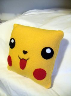 Pikachu Travel Pillow, $9.99