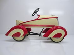 1937-1942 Steelcraft Sports Roadster Pedal Car