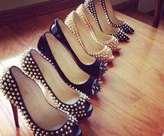 Mijn nichts studs schoenen ♥ Lovely ♡