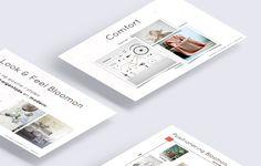 Bloomon brand identity + brand design guide #mmousse #amsterdam #creativeagency #creativestrategy #concept #portfolio #design #branding #bloomon