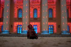 ВМоскве стартовало «Путешествие вРождество» — National Geographic Россия
