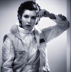 Star Wars: The Empire Strikes Back - Behind the Scenes with Carrie Fisher as Princess Leia