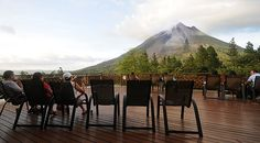 Arenal Observatory Lodge - La Fortuna. Rooms with shared bathrooms are $66