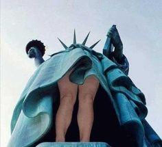 Up The Skirt Of Liberty Photo:  This Photo was uploaded by lqidocelot. Find other Up The Skirt Of Liberty pictures and photos or upload your own with Pho...
