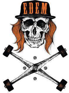 Silk Art, Gaming Wallpapers, Flash Art, Skateboard Art, Fantasy Landscape, Skull And Bones, Art Boards, Heavy Metal, Pop Art