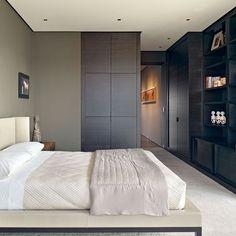 Interior shots - modern - bedroom - other metro - Zack de Vito Architecture + Construction
