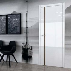 Shop Modern front doors and various types of custom and contemporary doors online. Pride on offering a wide range of styles and sizes work with any architectural design. Wooden Front Door Design, Modern Front Door, Wooden Front Doors, Wood Doors, Door Design Interior, Modern Interior, Interior And Exterior, Cozy Furniture, Doors Online