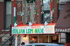 Love! Best Italian Ice in Chicago!